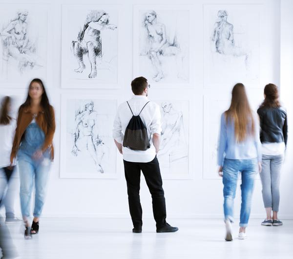 expo d art contemporain
