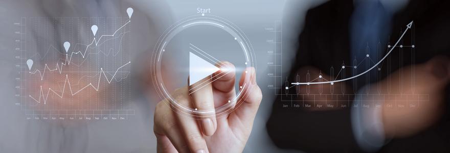 Création d'une vidéo interactive